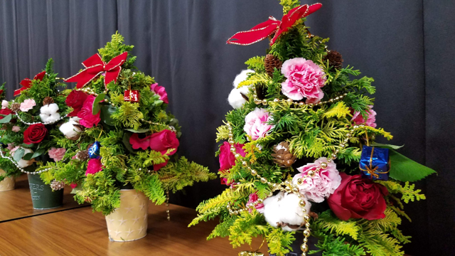 20191125 640 flower arrangement 3