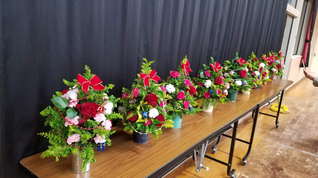 20191125 640 flower arrangement 4